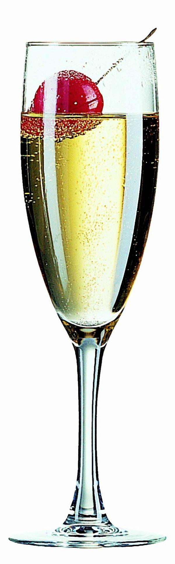 Taça champagne Princesa / Ø5cm / h19,6cm / 150ml