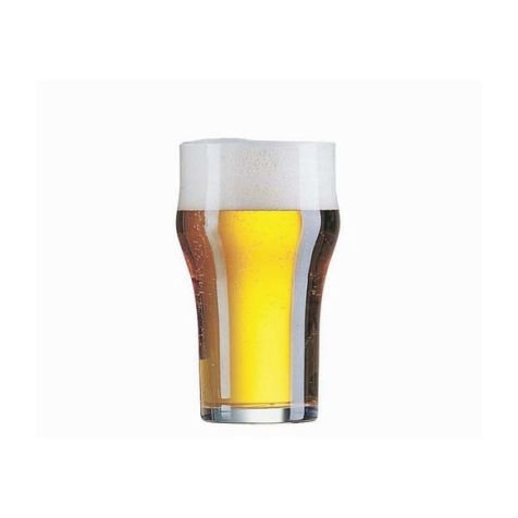 Nonic chopp/cerveja Beer / Ø 6,9cm / h 11,5cm  / 280ml