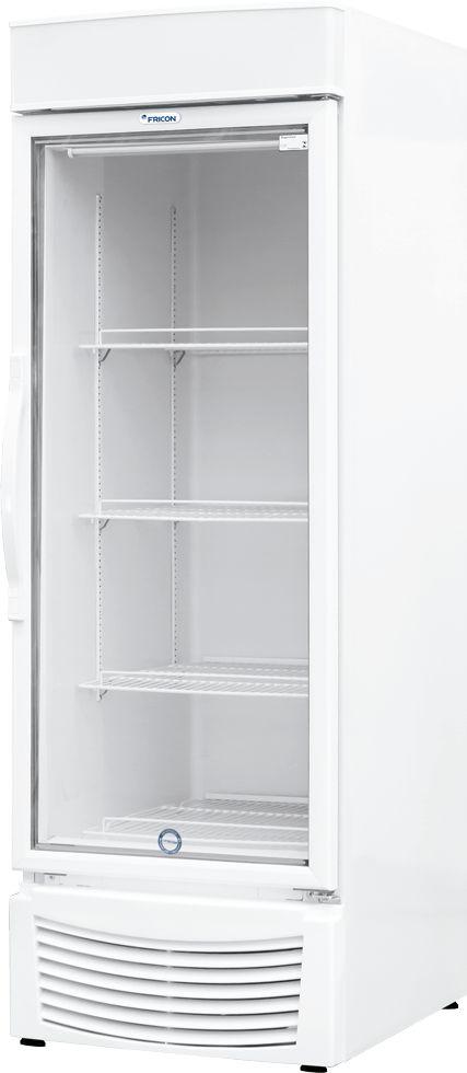 Refrigerador / congelador dupla ação vertical