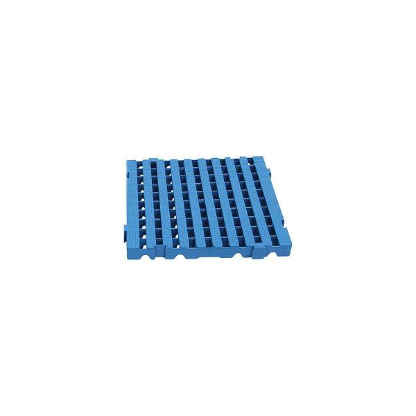 Estrado /50 x 50cm /azul
