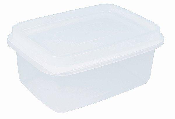 Caixa freezer ou microondas / 14 x 10,3 x 6,3cm / 450ml