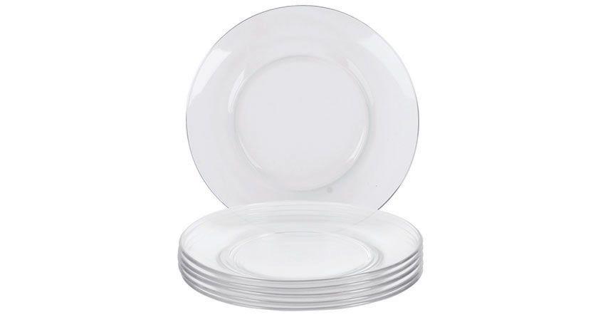 Prato para sobremesa Astral / Ø 19 x 1,8cm