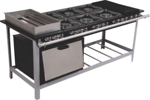 Fogão industrial /1 forno