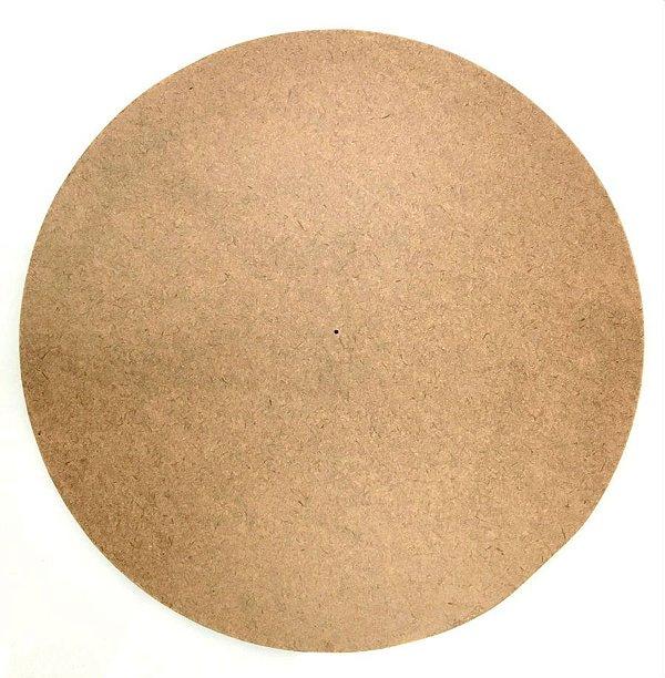 Placa Redonda de cortiça / 35cm
