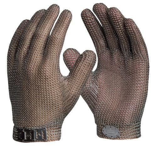 Luva de malha de aço Niroflex