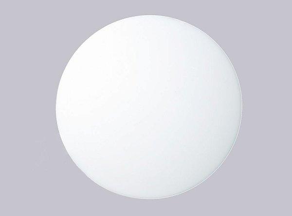 Placa altileno Redonda /10 x 400mm /branca