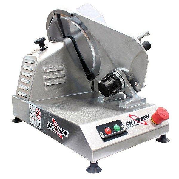 cortador de frios semi-automático / inox