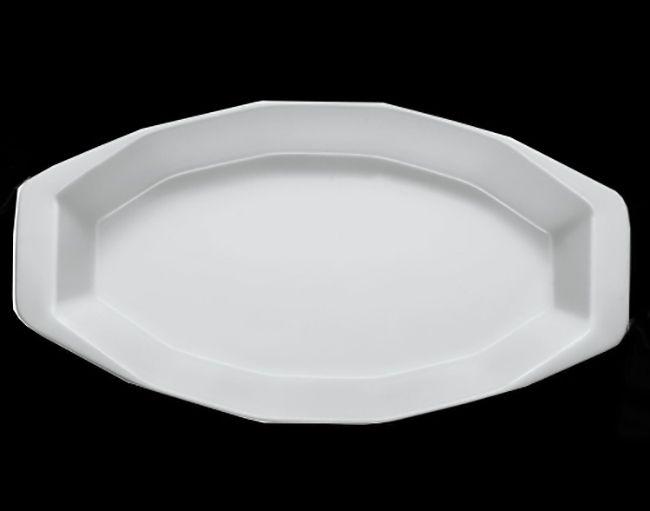 Refratario forma losangular / 34 x 17cm / h 4cm