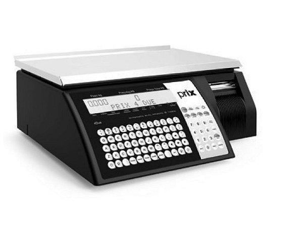 Balança Computadora Prix 4 DUE Ethernet / com impressora integrada / cap até 30kg