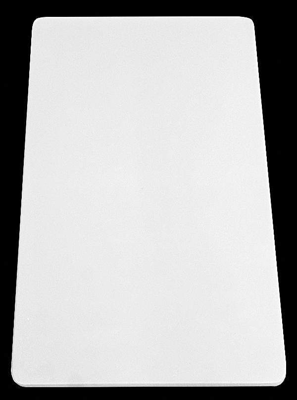 Placa em altileno / 10x500x300mm / Branca