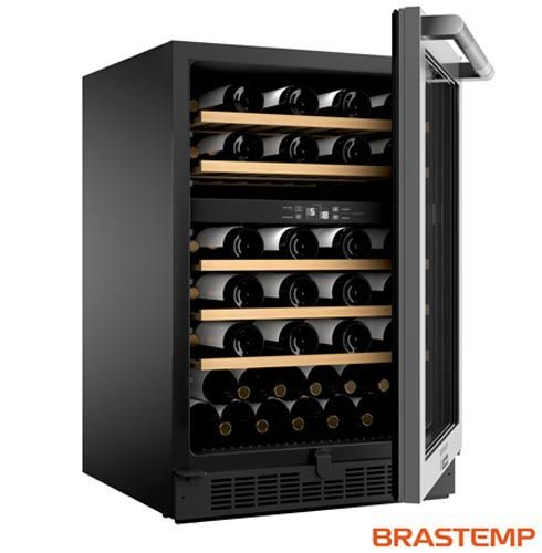 Climatizador / Adega capacidade 51 litros brastemp 220v ( BZB51 )