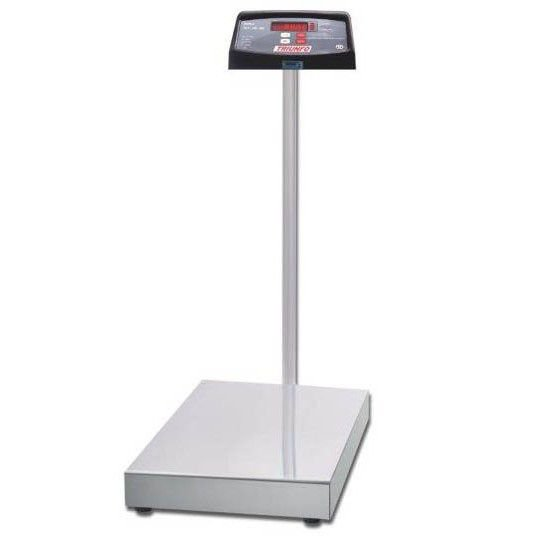 Balança plataforma PLT SLIM 150/300 com coluna