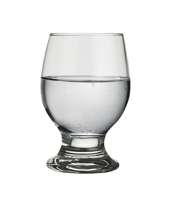 Taça Água Paulista / Ø 7,57cm x h 11cm / 250ml