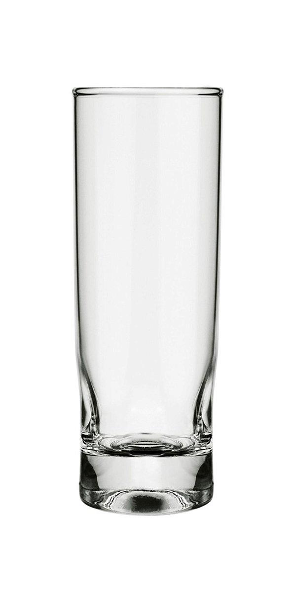 Copo Tubo Amassadinho / Ø 6cm x h 16,4cm / 290ml