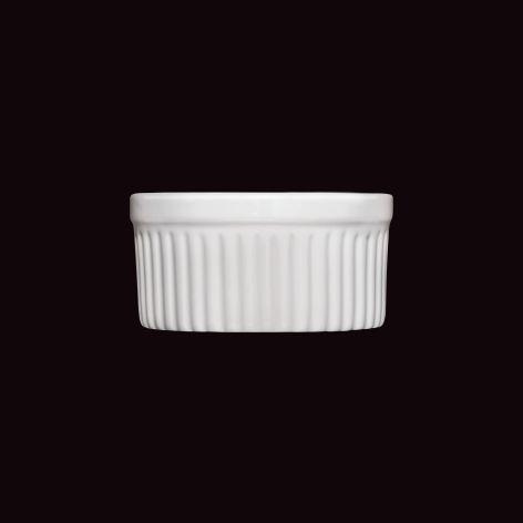 Forma Canelada Refratários / Ø 10cm x h 5cm / 180ml
