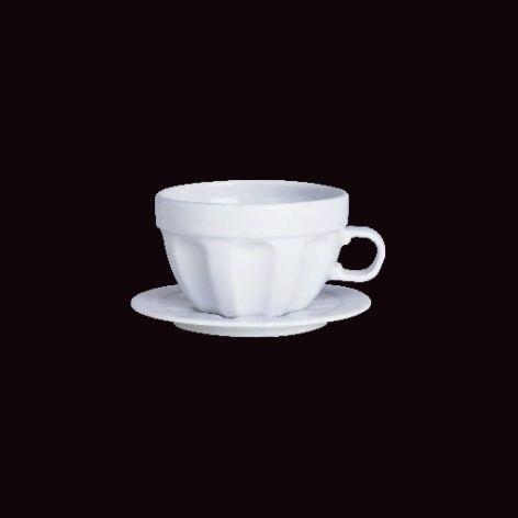 Xicara Latte Art Pingada / Ø 11,5cm x h 7cm / 350ml