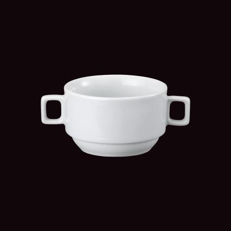 Xícara Consumé Protel / Ø 9,8cm x h 6,2cm / 270ml