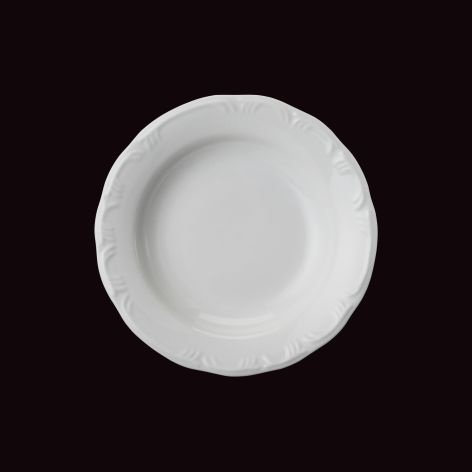 Prato Fundo Pomerode / Ø 23,5cm x Borda 3,5cm