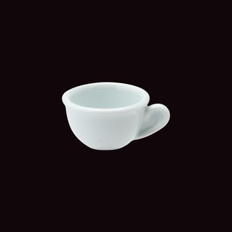 Xícara Café Ouro Verde / Ø 7,5cm x h 4,5cm / 80ml