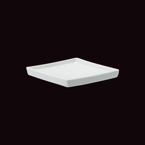 Bandeja Quadrada Brasil / 13,5 X 13,5cm / h 1,5cm