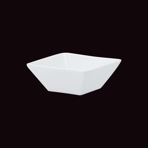 Bolw Quadrada Couvert / 13,5 x 13,5cm / h 5,2cm / 400ml