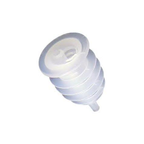 Bico plástico fechamento com tampa