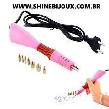Caneta Aplicadora de Strass Hotfix Profissional Shine Beads®