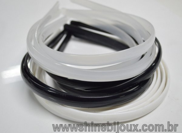 Tiara plastica CPP 10 mm Para customizar