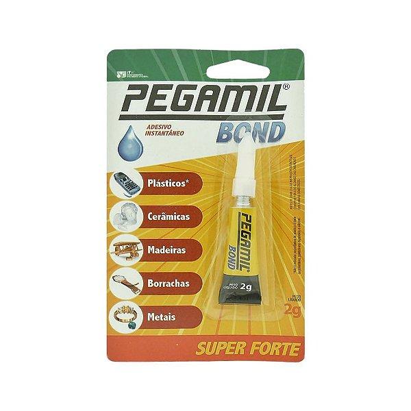 Pegamil® Bond instantânea 2grs