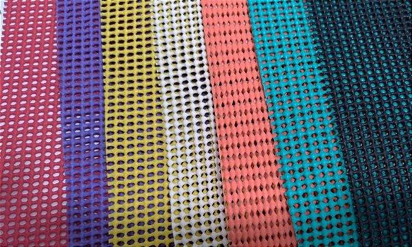 Kit Antiderrapante para bico de pato 7 placas 24x40cm coloridas