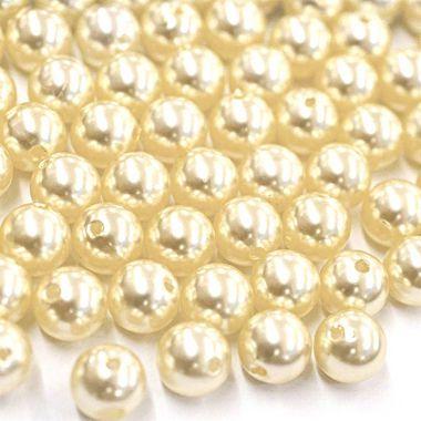 Meia Pérola ABS 18mm Shine Beads®   500GRS