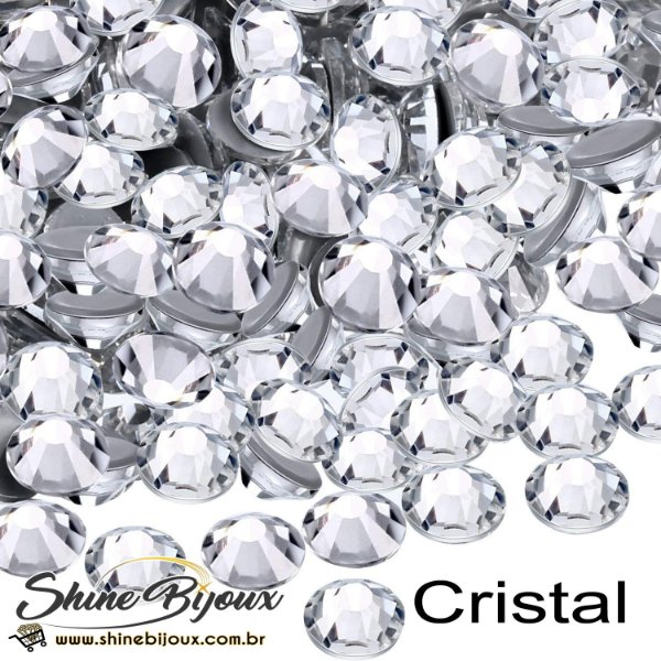 Chaton Strass Base Reta SS16 Shine Beads®