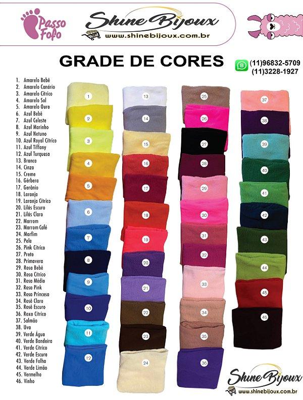 Meia de seda Passo fofo para artesanato Super Pack oferta  com  300/ 500 unidades