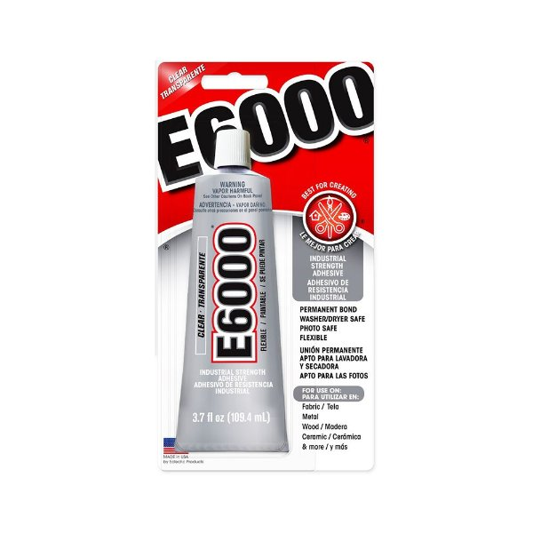 Cola E6000® Glue Craft Adhesives 109,4ml (3.7 fl oz)
