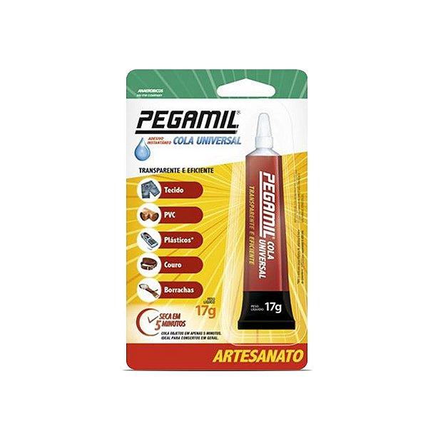 Cola Pegamil Universal 17g