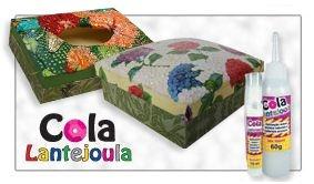 Cola Lantejoula® Caneta aplicadora 15g
