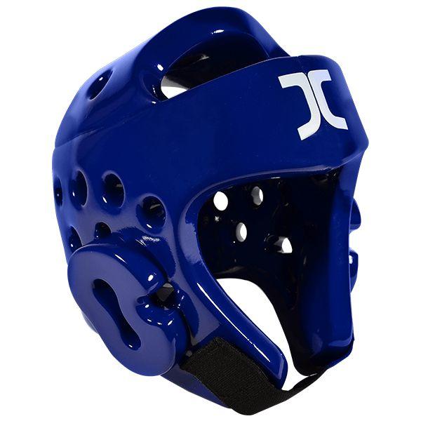 Protetor de Cabeça JCalicu Azul Oficial WTF