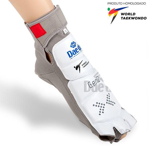 Meia Eletrônica Taekwondo PSS Daedo Geração 2 (GEN2)