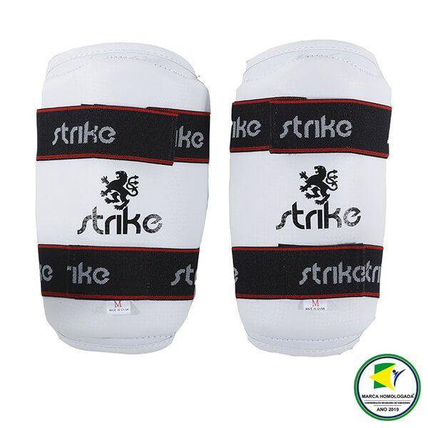 Protetor de Antebraço Strike homologado CBTKD