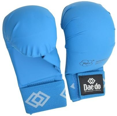 Luva Daedo Karate Azul