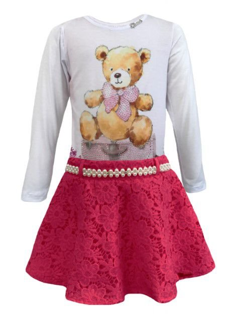 Conjunto Infantil Urso