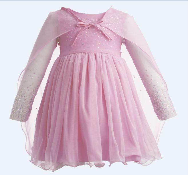 Vestido Infantil Princesas
