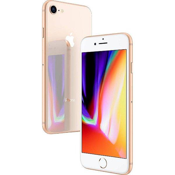 iPhone 8 Dourado 64gb Nacional Homologado Garantia 1 ano