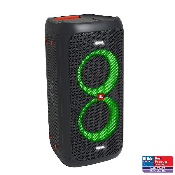 Caixa de Som JBL Partybox 100 Bluetooth