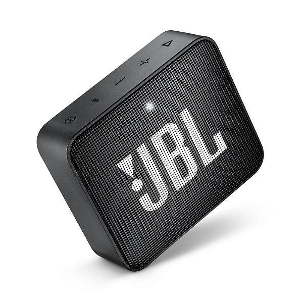 Caixa de Som JBL GO 2, Bluetooth, Preta
