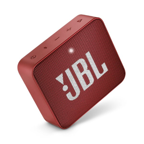 Caixa de Som JBL GO 2, Bluetooth, Vermelho