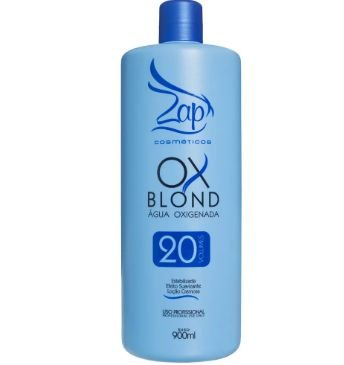 Zap Ox Blond Água Oxigenada  20-Volumes 900ml