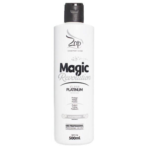 Zap Magic Revolution Gloss Platinum - 500ml