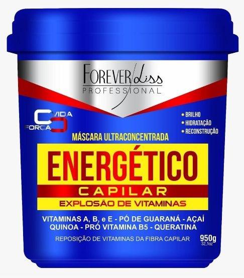 Forever Liss Energético Capilar Mascara 950g