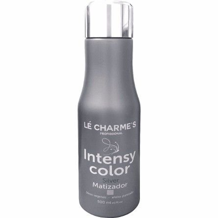 3da3bdfab Intensy Color Matizador Juju Le Charmes – Silver 500ml - Madame Real